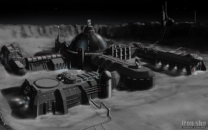 nazi moon base zombies - photo #18