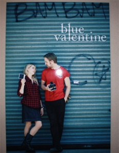 Blue Valentine promo movie poster AFM 2009 collider.com