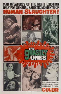 POSTER_-_THE_GHASTLY_ONES