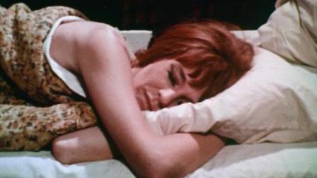 She tried to stay awake through this film