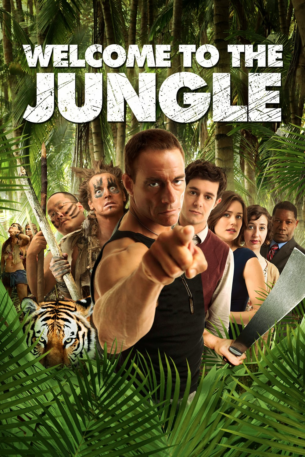 Welcome To The Jungle (2013