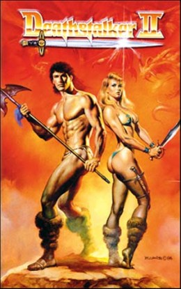 Deathstalker 2: Duel of the Titans (1987)