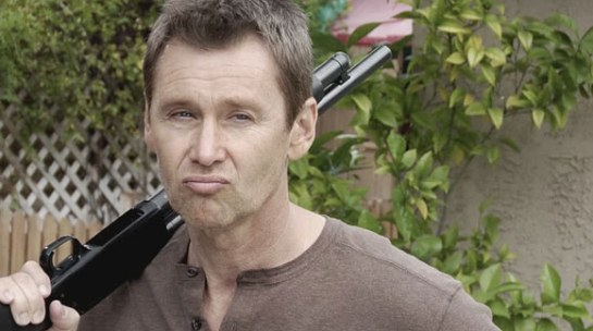 His duckface impressed no-one