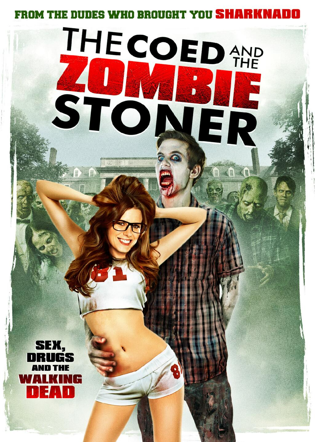 Watch The Coed and the Zombie Stoner (2014) online...
