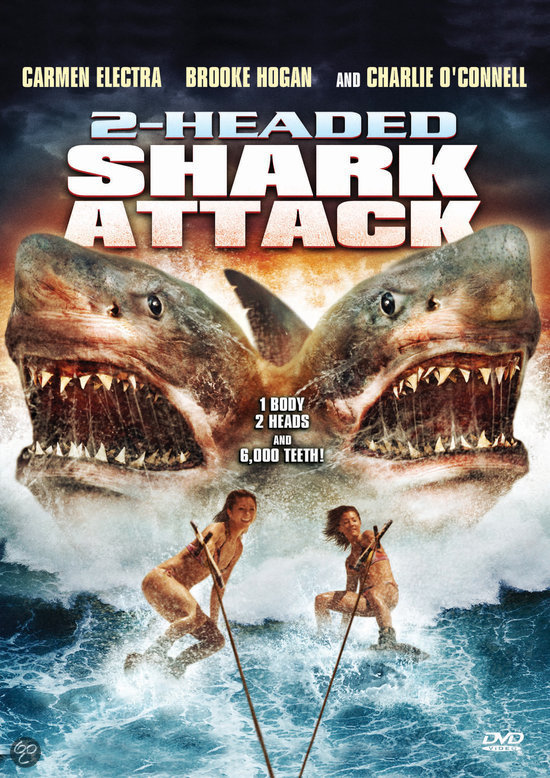 2 Headed Shark Attack 2012