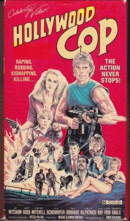 Youtube Film Club – Hollywood Cop(1987)