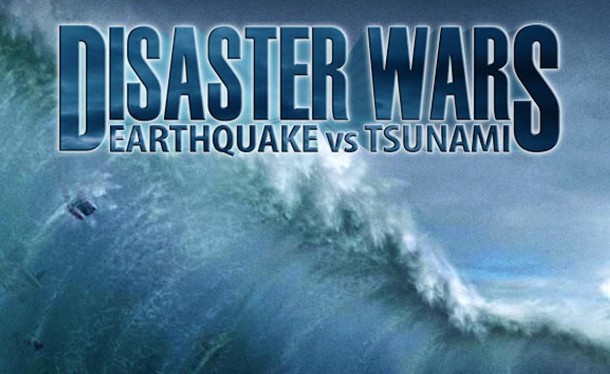 disaster wars earthquake vs.tsunami 2013