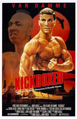 Kickboxer_poster