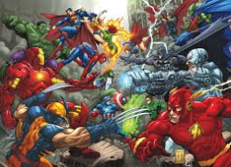 A look ahead to 2015: Marvel vs. DC