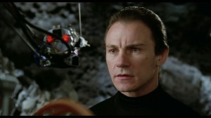 """Harvey Keitel: programming robots with the power of his mind."""