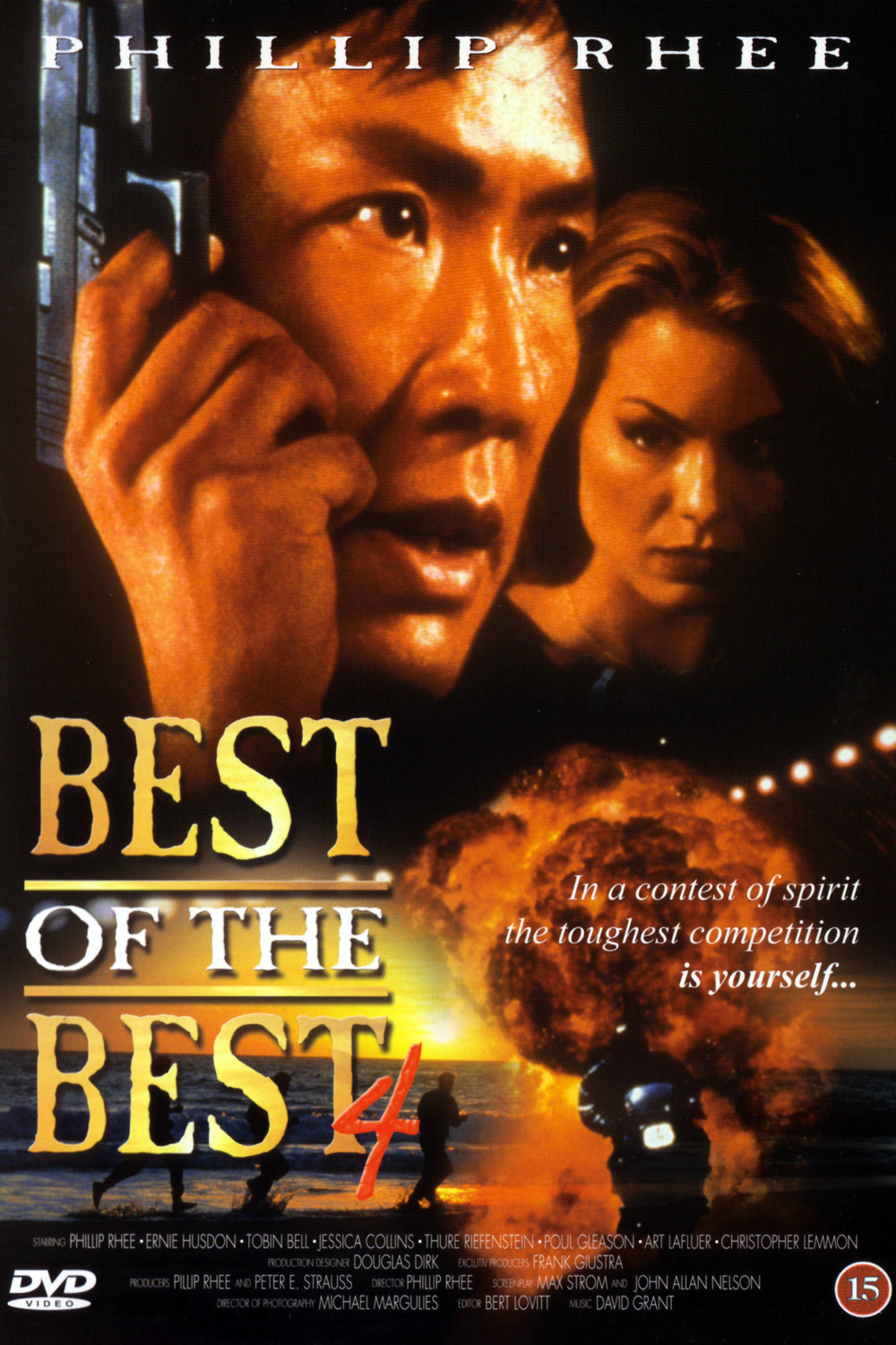 Best Of The Best 2017 By Colorado Community Media: Best Of The Best 4: Without Warning (1998
