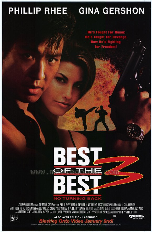 Best Of The Best 2017 By Colorado Community Media: Best Of The Best 3: No Turning Back (1995