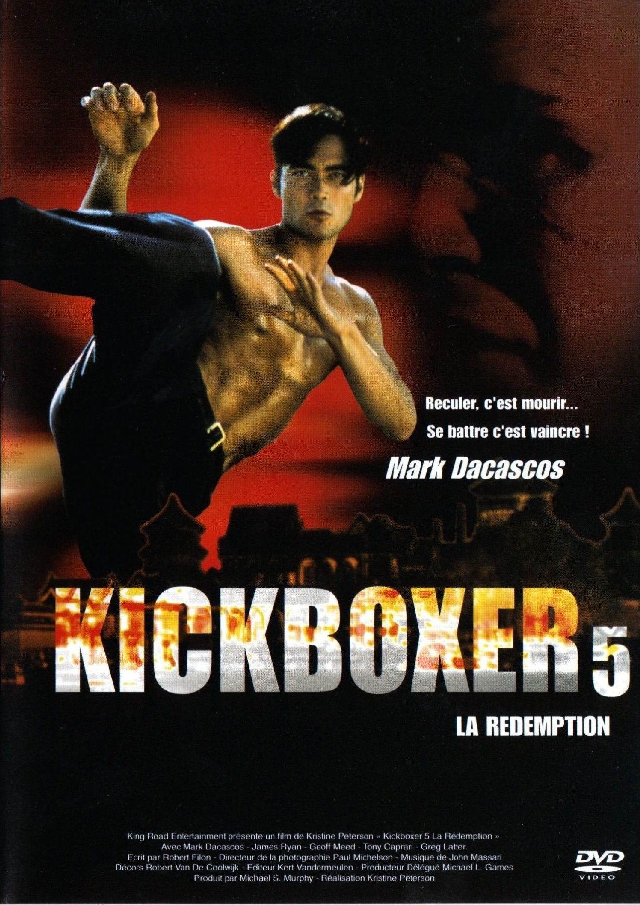kickboxer 5 redemption 1995