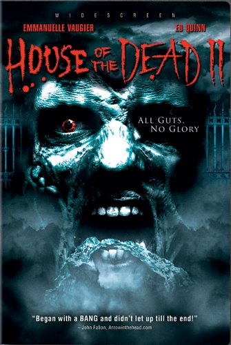 House of the dead 2 2005 for Housse of the dead