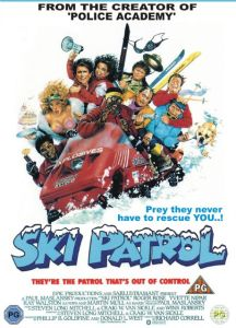 SKI PATROL 1990 DVD PHOTO