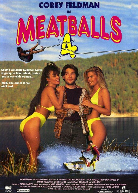 Meatballs movie sexy girls