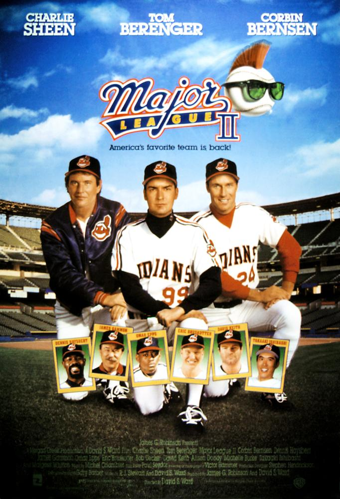 Reel Baseball: Major League 2 (1994)