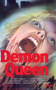 Demon Queen VHS010