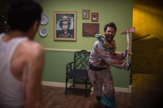 GRAVY-Michael-Weston-bloody-clown-suit