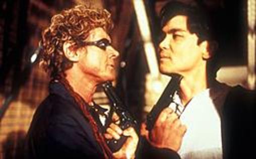 Terminal Rush - Die Herausforderung / Terminal Rush CDN 1995 Regie: Damian Lee Darsteller: Roddy Piper, Don 'The Dragon' Wilson Rollen: Bartel, Jacob Harper