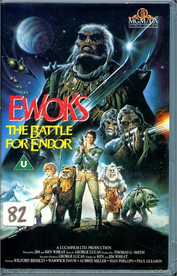 ewoks the battle for endor 1985