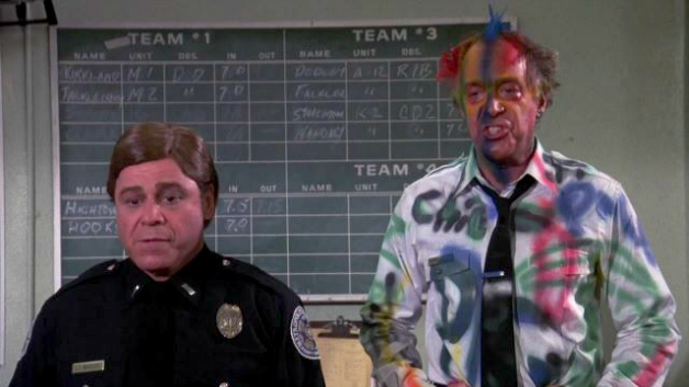 Police academy tackleberry wife sexual dysfunction