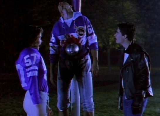 prom-night-iii-the-last-kiss-mary-lou-football-death-scene-courtney-taylor-tim-conlon-dylan-neal