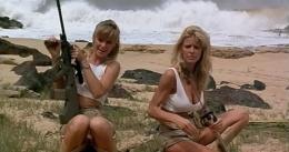 Andy Sidaris season! Savage Beach(1989)