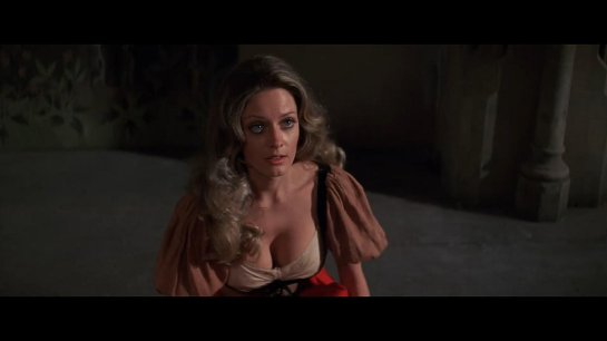 Okay, not from this movie, but I couldn't find a good screenshot of her