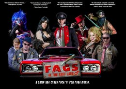 Preview! Fags In The Fast Lane(2017)