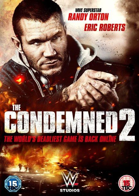 The Condemned 2(2015) 720p BRRip Dual Audios [ HIN +ENG ] Eng Sub-600 MB