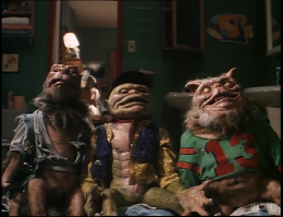 Ghoulies 3: Ghoulies Go To College(1991)