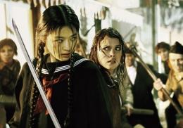 Blood: The Last Vampire(2009)